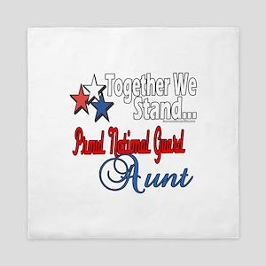 National Guard Aunt Queen Duvet