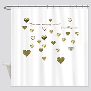 Beauty of the Soul Shower Curtain