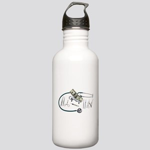 MedicalFunds082309 Stainless Water Bottle 1.0L