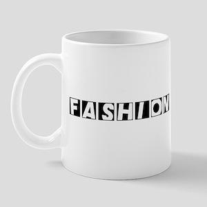 Fashion Student Mug