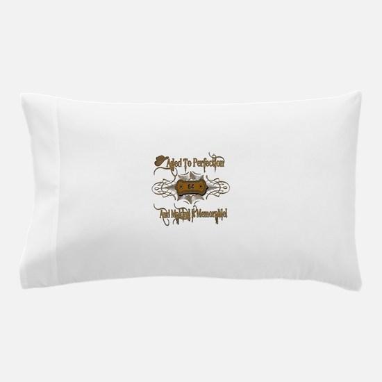 Memorable 64th Pillow Case