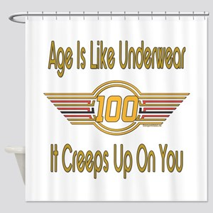 Sexy At 100 Shower Curtain