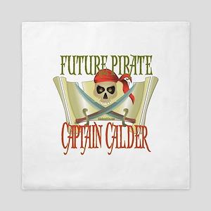 Future Pirates Queen Duvet