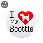 I Love My Scottish Terrier 3.5
