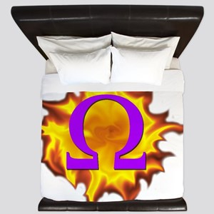 We are Omega! King Duvet