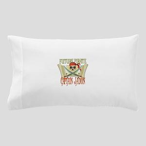 Captain Jadon Pillow Case