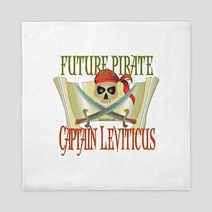 Captain Leviticus Queen Duvet