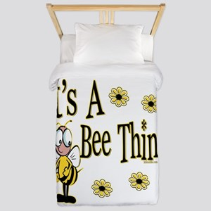 Bee Thing! Twin Duvet