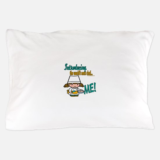 Future Chefs Pillow Case