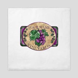 Your Vineyard Queen Duvet