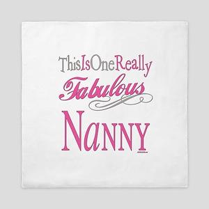 Fabulous Nanny Queen Duvet