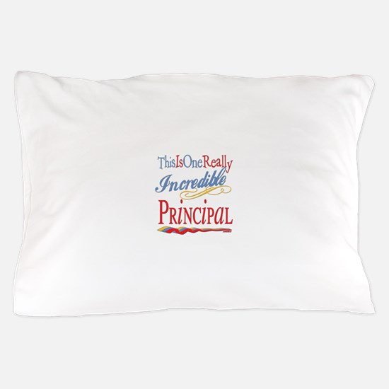 Incredible Principal Pillow Case