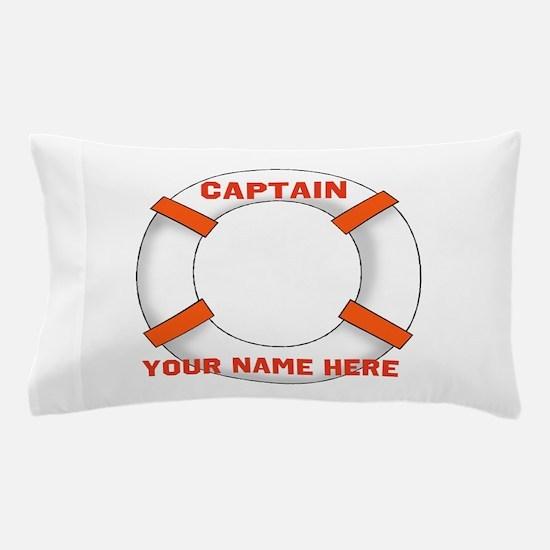 Customizable Life Preserver Pillow Case