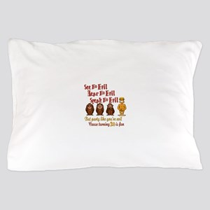 Party 20th Pillow Case