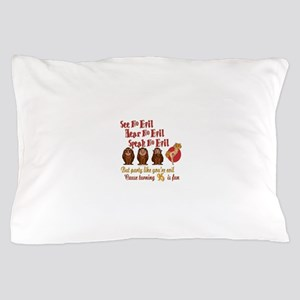 Party Girl 95th Pillow Case