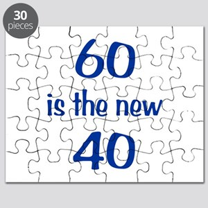 60 is the new 40 Puzzle