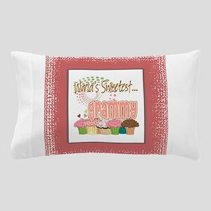 Sweetest Grammy Pillow Case