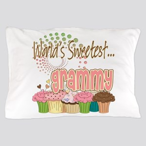World's Sweetest Grammy Pillow Case