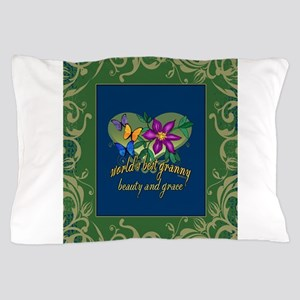 Beautiful Granny Pillow Case