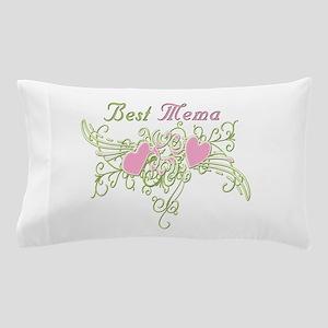 Best Mema Hearts Pillow Case