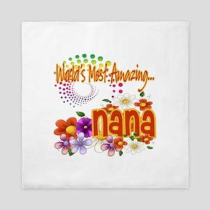 Most Amazing Nana Queen Duvet