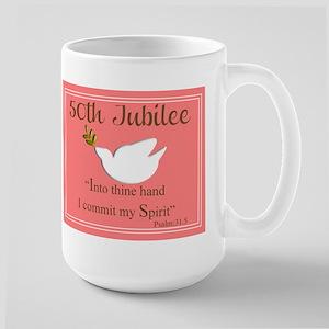 Nuns Jubilee III Large Mug