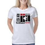 USA Jiu-Jitsu ® News Women's Classic T-Shirt