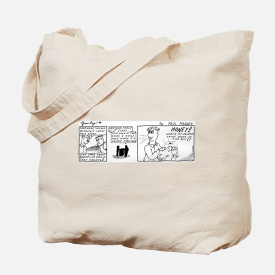 First Class Tote Bag