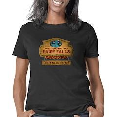 Welcome to Fairy Falls. Ex Women's Classic T-Shirt