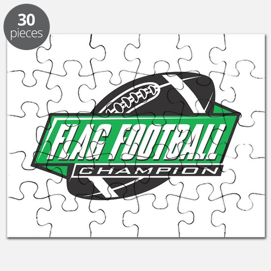 Flag Football Champion Puzzle