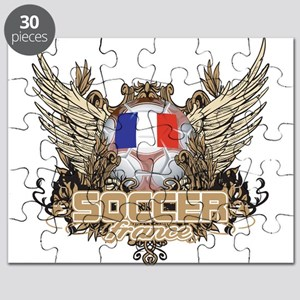 Soccer France Puzzle