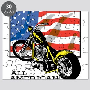 All American Chopper Puzzle