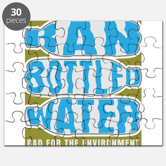 Ban Bottled Water Puzzle