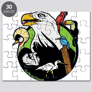 Feathered Friends Puzzle