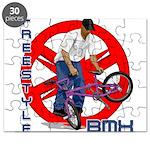 Freestyle BMX Puzzle