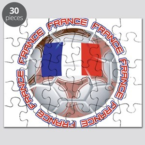 France Soccer Puzzle