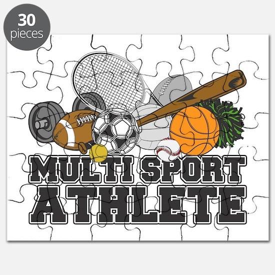 Multi-Sport Athlete Puzzle