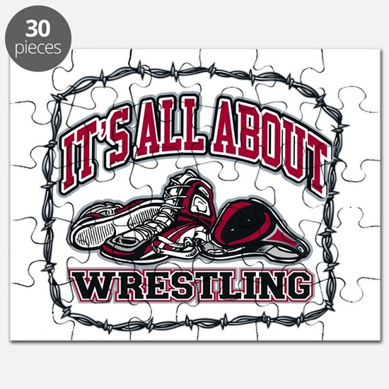 It's All About Wrestling Puzzle