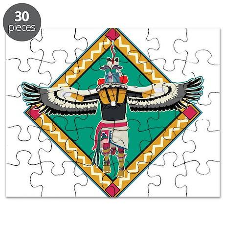 Kachina Dancer Puzzle