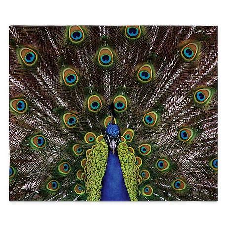 Peacock King Duvet