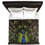 Peacock King Duvet