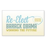 Winning the Future Sticker (Rectangle 50 pk)