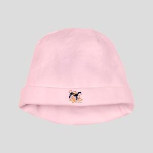 Celtic Kerry Blue Terrier baby hat