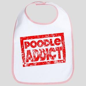 Poodle ADDICT Bib
