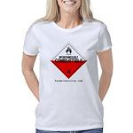 10x10-spontaneously-combus Women's Classic T-Shirt