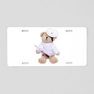 MalePediatricsDoctor100409. Aluminum License Plate