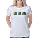 wavesfractals Women's Classic T-Shirt