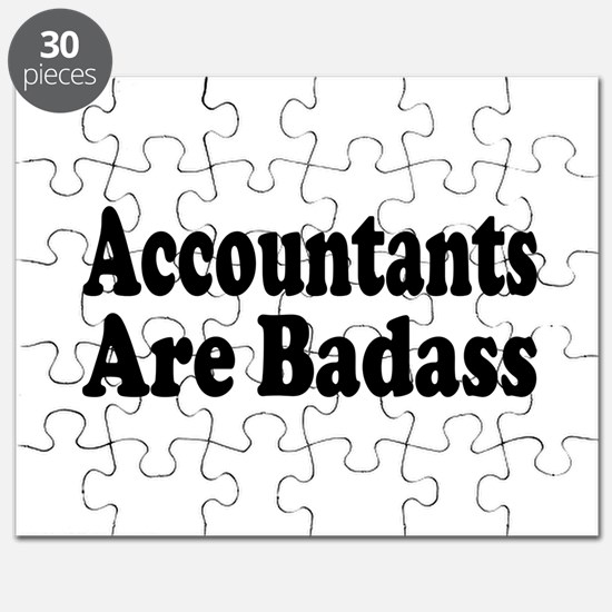 Cute Accountant Puzzle