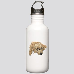 Goldendoodle Stella Stainless Water Bottle 1.0L