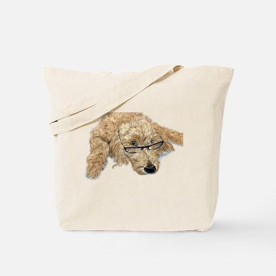 Goldendoodle Stella Tote Bag